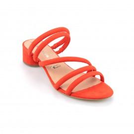 Πορτοκαλί Καστόρινα Πέδιλα...